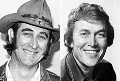 Don Williams and Jimmy Dean