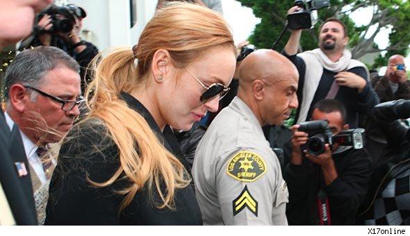 Lindsay Lohan needs money!