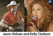 Jason Aldean & Kelly Clarkson Duet